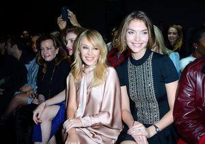 Kylie Minogue, star incontestée des défilés Haute Couture