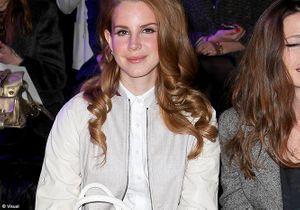 Lana Del Rey, nouvelle venue à la Fashion Week de Londres