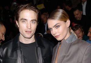Robert Pattinson et Cara Delevingne sobres et élégants pour le défilé Dior