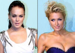 LiLo et Paris Hilton font la tournée des soirées cannoises