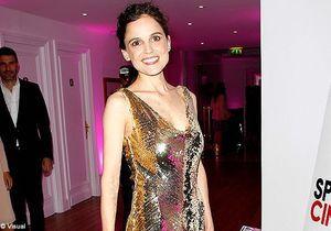 Elena Anaya à la soirée ELLE-Dior à Cannes