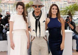 Johnny Depp et Penélope Cruz à l'abordage de la Croisette