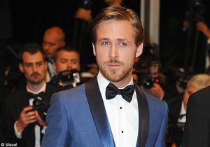 """Ryan Gosling, premiers pas à Cannes pour """"Drive"""""""