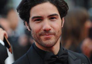 Tahar Rahim, beau-gosse sur les marches de Cannes