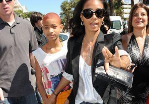 Cannes 2012 : Jada Pinkett-Smith, moment mère-fille avec Willow