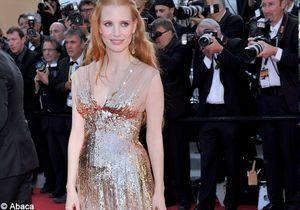 Le look du jour de Cannes : Jessica Chastain