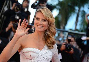 Heidi Klum, star adorée des photographes
