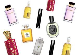 15 parfums pour elle
