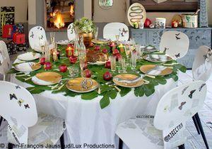 Noël : 5 tables de créateurs