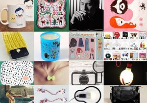 Cadeaux du web : la wish list des filles de la rédac'