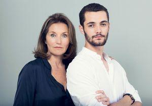 Cécilia Attias et Louis Sarkozy : conversation entre mère et fils