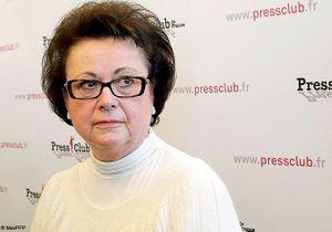 Christine Boutin : «J'irai jusqu'au bout, quel qu'en soit le prix»