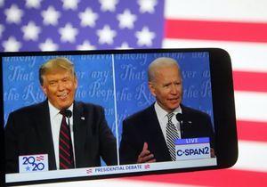 Élections américaines: «Trump cherche à bloquer le système»