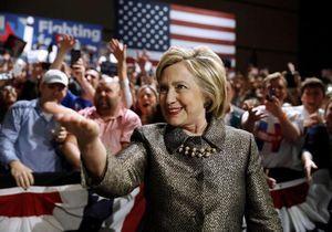 Hillary Clinton : « Elle est entourée de femmes brillantes qui lui sont toutes dévouées »