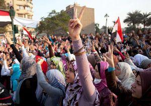 Quels journalistes en Egypte ? « Ce n'est pas une question de sexe »