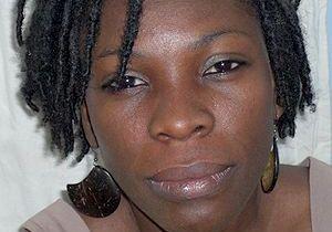 Tcheïta Vital, journaliste haïtienne réfugiée en France
