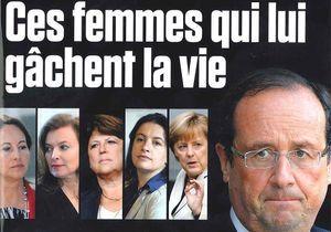 Une de l'Express : « c'est la guerre des sexes »