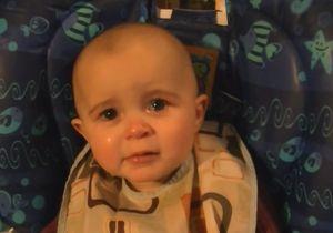 Vidéo du bébé en larmes : l'analyse d'une psy