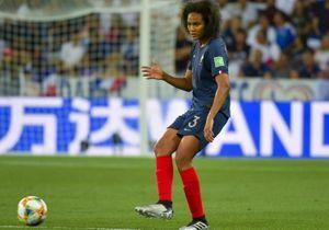 Wendie Renard, défenseure des Bleues  « Dans le sport féminin, tout passe  encore