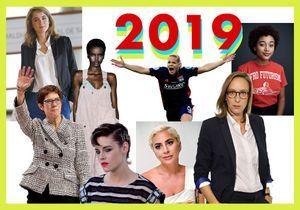 Ces 31 femmes vont faire l'actu en 2019