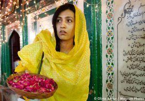 Expo photos : « Elles changent l'Inde »