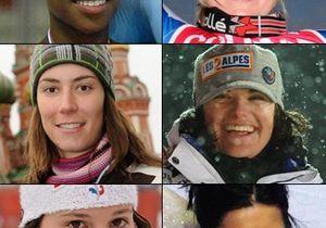 Jeux Olympiques d'hiver 2010 : les Françaises à suivre