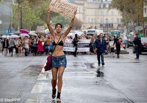 Marche des salopes : retour sur l'édition 2012