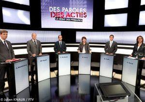 Primaire PS : Martine Aubry en tête pour nos ELLE'nautes