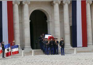 Simone Veil : un hommage bouleversant aux Invalides