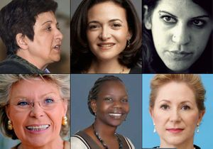 Women's Forum : focus sur 17 femmes influentes