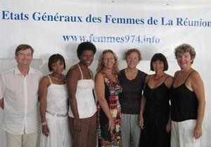 Les Etats Généraux de la femme de la Réunion