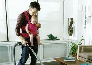 65% des hommes prêts à devenir pères au foyer