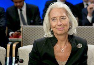 Les conseils « Girl Power » de Christine Lagarde