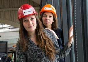 Lucile Hamon, la startuppeuse qui veut construire le « bâtiment de demain »