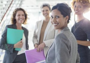 Plus de femmes cadres en 2022 ?