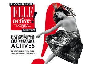Première conférence ELLE Active à Toulouse !