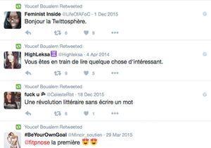 Une lettre de motivation uniquement composée de retweets : cet étudiant a osé !