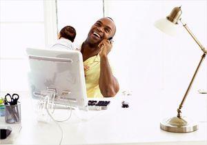Quand les parents se confient sur leur lieu de travail
