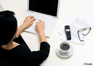 Pourriez-vous travailler à domicile ?