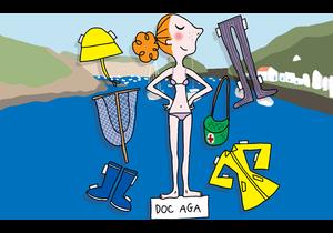 Le Dr Aga sauve vos vacances : épisode 3