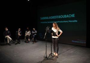 « Sab » Roubache, l'ex-gamine des HLM entrée en politique