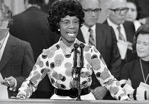 Shirley Chisholm, la première des Kamala Harris