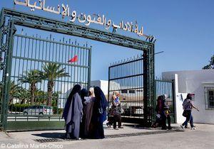 Tunisie : le voile déchire la fac