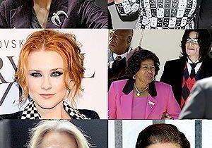 Les femmes de la semaine 03/07/2009