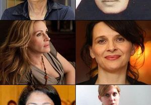 Les femmes de la semaine 03/09/2010