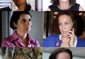 Les femmes de la semaine 06/11/2009