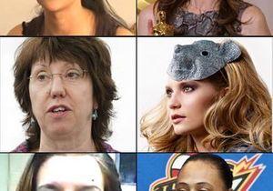 Les femmes de la semaine 12/03/2010