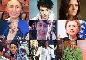 Les femmes de la semaine 14/08/2009