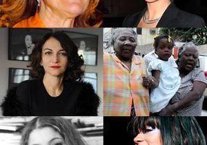 Les femmes de la semaine 15/01/2010