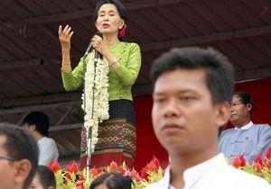 Les femmes de la semaine : Aung San Suu Kyi, future présidente ?